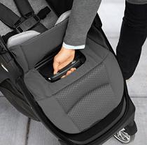 quick fold stroller