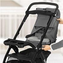 chicco stroller frame