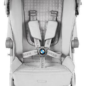 Maclaren BMW Stroller - Silver- Maclaren BMW Stroller review