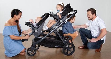 best 3 kids stroller