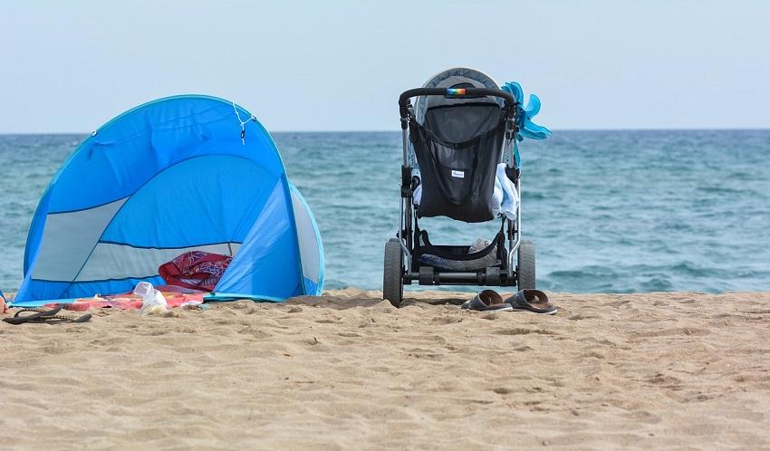 Best Beach Stroller: 5 Best Strollers for Beach Sand