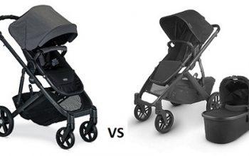 Uppababy vs Britax – B Ready vs Uppababy Vista