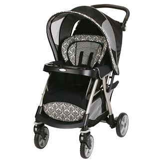 Graco Urbanlite stroller review